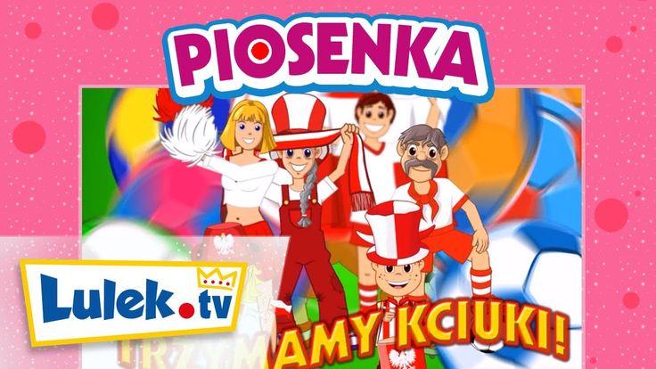 Piosenki dla dzieci. Jadą, jadą misie - Euro 2012. Lulek.tv