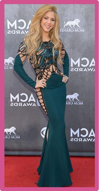 Shakira Body Statistics Measurements #ShakiraNetWorth # ...