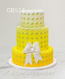 GB512, Carlo's Bakery Custom Cake