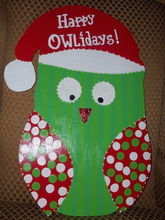 Best 25+ Owl door hangers ideas on Pinterest   Owl door ...