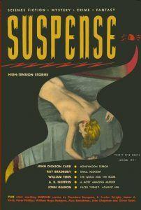 Suspense Magazine #1 Spring 1951