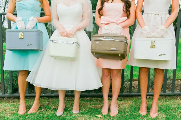 Get friends in on the trip:   27 Travel-Inspired Wedding Ideas You'll Want To Steal