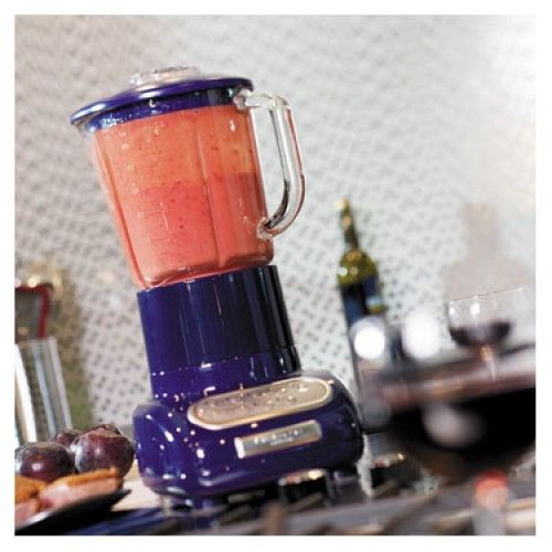 KitchenAid KSB5553BBU Artisan Blender With Culinary Jar Cobalt Blue