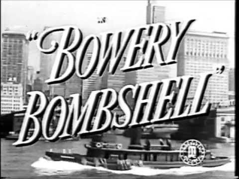 "The Bowery Boys in ""Bowery Bombshell"" (1946) - Reissue Trailer"