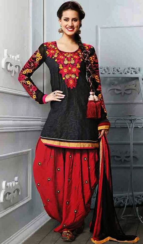 16 best saraswatichandra images on pinterest indian outfits be the brightest star on the sky dressed up in this black embroidered cotton and jacquard thecheapjerseys Images