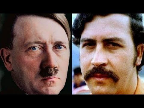 Colombian Historian Has Proof Pablo Escobar Was Adolf Hitlers Son