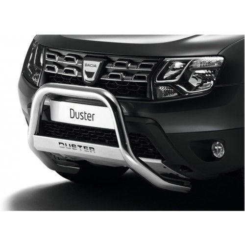 Bullbar Duster Front Stainless Steel - DACIA original 8201474320