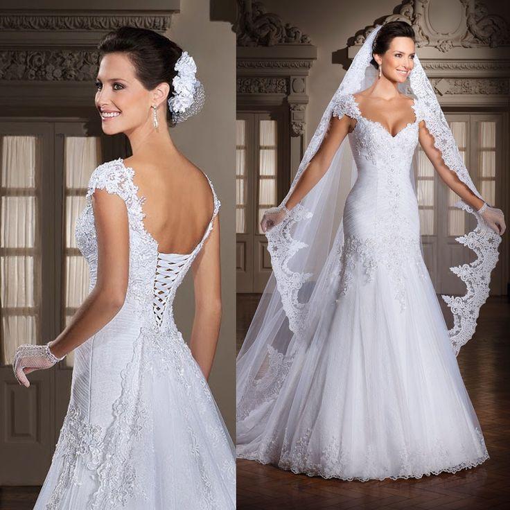 16 best black and white wedding dresses images on for Wedding dress corset bra