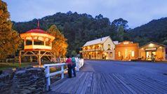 A fantastic weekend getaway. No mobile reception, no ATMs, no TV. Bliss.... Walhalla, Gippsland, Victoria, Australia