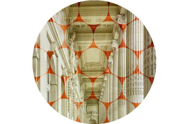 adoro FARM - ilusão geométrica