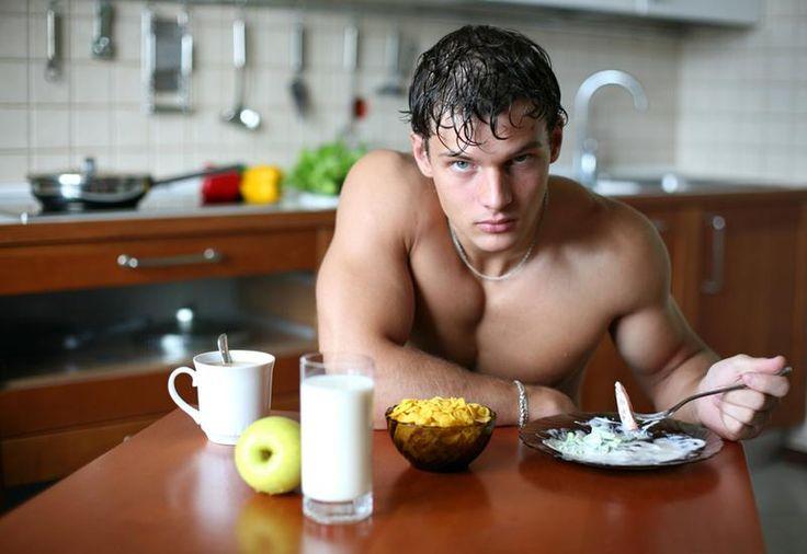 Правильное питание для начинающих спортсменов