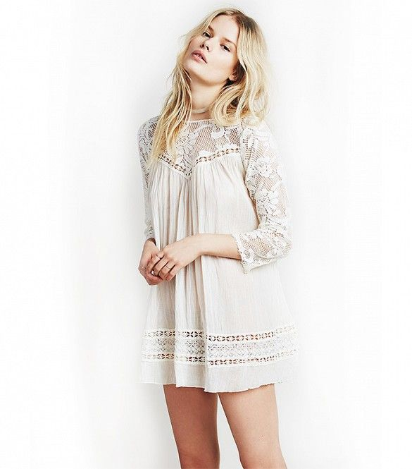 1000  ideas about White Dress Winter on Pinterest - Fall styles ...