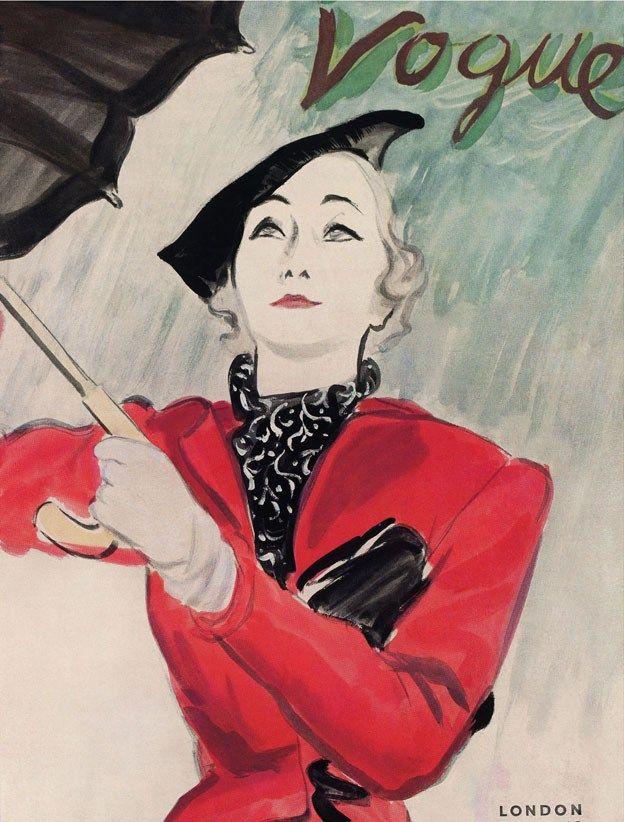 April 1934 Vogue
