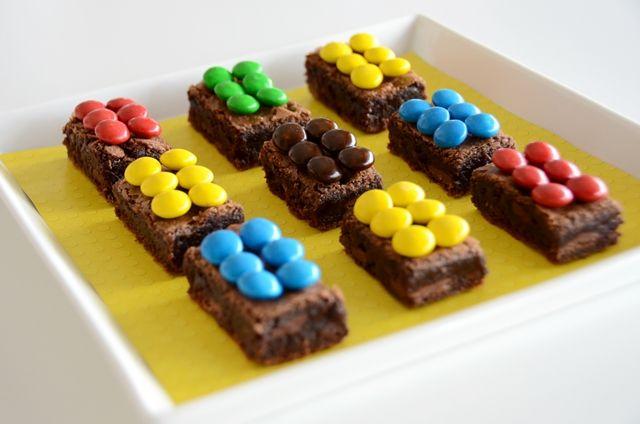 diy lego party  | ... fofíssimos de pecinhas e bonequinhos Lego (Foto: Anders Ruff                                                                                                                                                                                 Mais