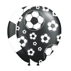 Voetbal Ballonnen, 8st.