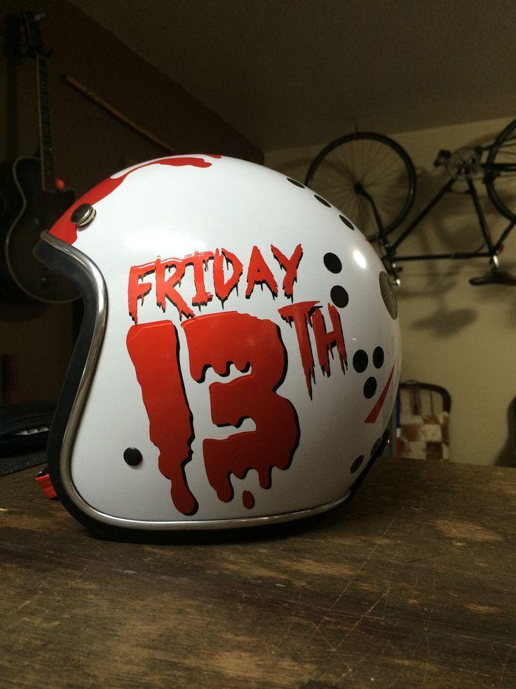 Jason Mask Hellmet