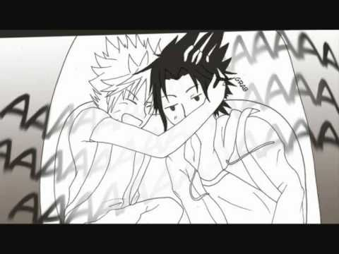 SasuNaru Doujinshi ~deutsch~ Narutos Birthday