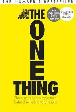 Books     https://www.bookdepository.com/One-Thing-Gary-Keller/9781848549258/?a_aid=clairekcreations