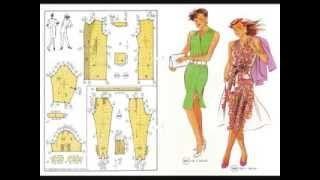 descargar gratis manual o libro de costura de hermenegildo zampar - YouTube