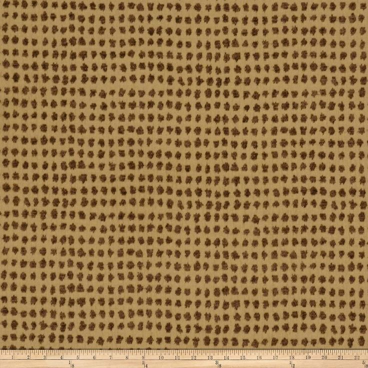 Fabricut Quito Chenille Sable from @fabricdotcom  This lovely chenille fabric is  perfect for valences, toss pillows, and upholstery projects like ottomans and headboards.