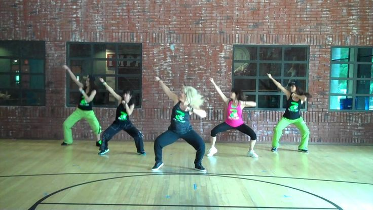 """Feel It"" Christian Zumba Dance Routines"