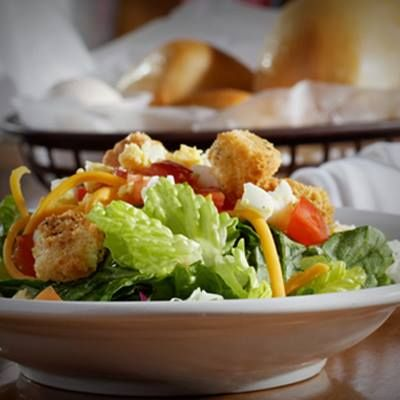 Cold, crisp salad is perfect for a hot summer day. What is your favorite type of salad? http://www.pinterest.com/TakeCouponss/texas-roadhouse-coupons/ Texas roadhouse coupons