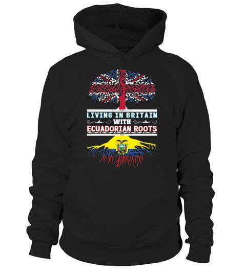 # Ecuadorian Roots .  Eres ecuatoriano/a vives en el Reino Unido ? entonces tenemos una camiseta / sudadera hecha exclusivamente para  ti,compra 2 y ahorras en el precio del envio.producto no disponible en  tiendas!!!compra ya la tuya! ( no disponible en tiendas)(Los gastos de envío son de 4.95 € por el primer artículo comprado y de 1.65 € por cada artículo adicional idéntico.)