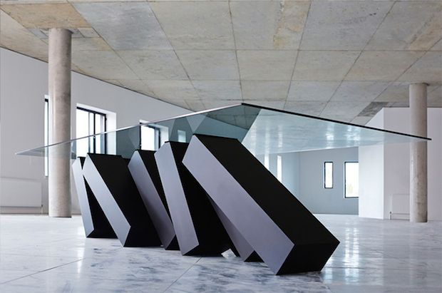 Mind Bending Decor! The Megalith Table By Christopher Duffy
