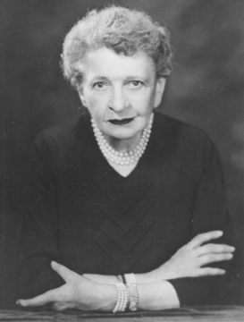 U.S. Department of Labor - Frances Perkins brought us Social Security, max hours law, minimum wage, child labor protection and unemployment insurance. Great example why we need more women in Gov. :>)