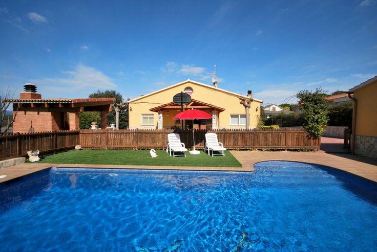 Schöne Villa mit privatem Pool, Terrasse, Grill und viel Privatsphäre