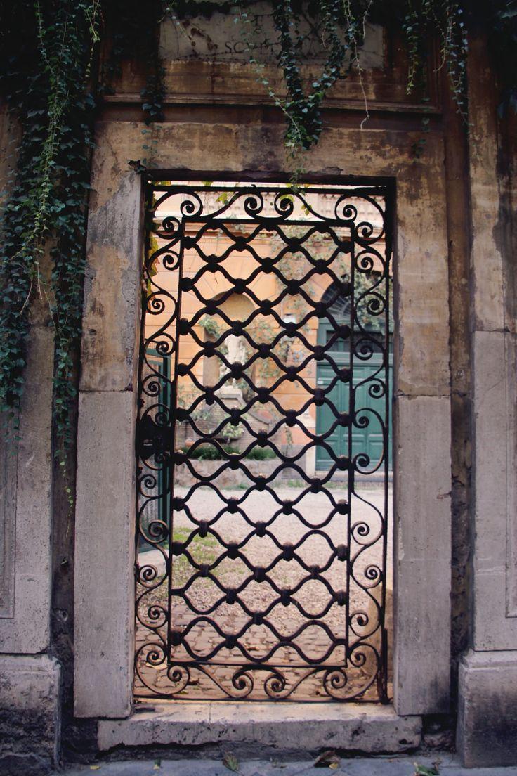 puerta de hierro ms