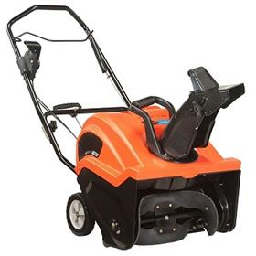 "Ariens Path-Pro SS21EC (21"") 208cc Single-Stage Snow Blower w/ Electric Start - Model 938033"