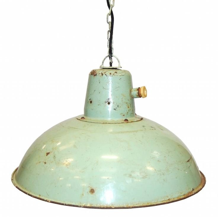 Trademark Living Hanglamp, mintgroen