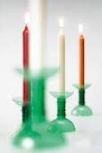 Reciclando botellas de plástico: Ideas, Plastic Bottles, Pet Bottle, Candelabrum, Candle Holders, Candles Holders, Portavelas,  Wax Lights,  Taper