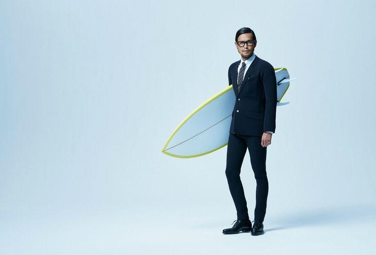 Dresscode para surfear: etiqueta rigurosa
