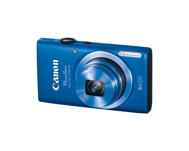 CANON PowerShot ELPH 115 1S BLUE