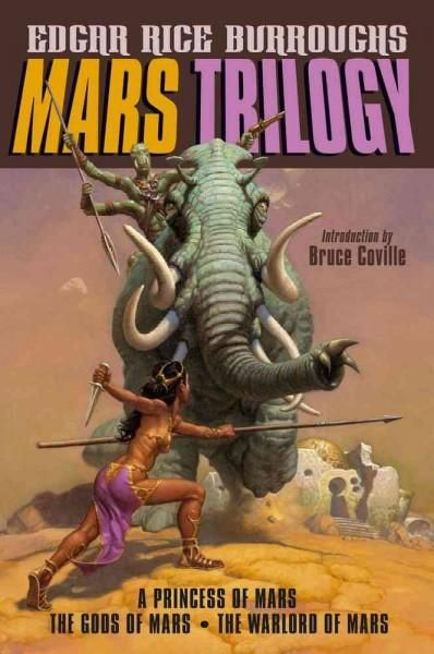This bind-up of the first three John Carter of Mars books is an ideal 100th anniversary keepsake. Ever since A Princess of Mars was published in 1912, readers of all ages have read and loved Edgar Ric
