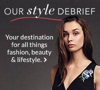 Debenhams fashion beauty lifestyle blog