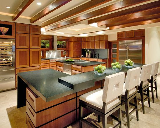 multi level kitchen island design design pictures