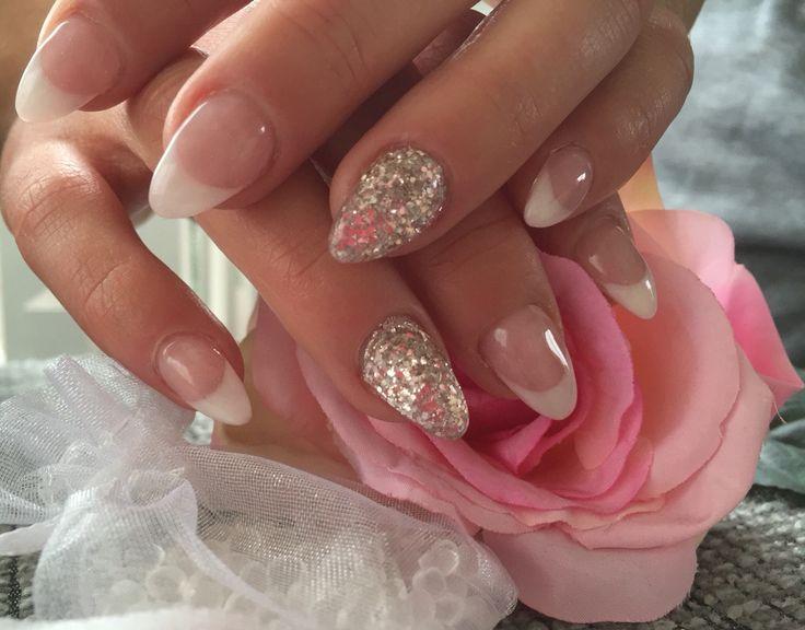 French en oud roze inlay