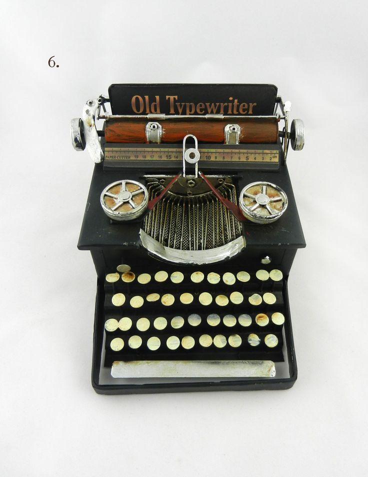 γραφομηχανή μινιατούρα