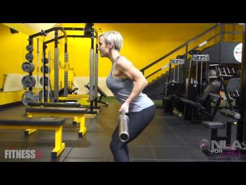 Test Your Strength For Maximum Results   FitnessRX for Women