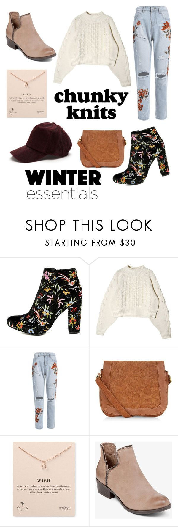 """""""Untitled #13"""" by miavic03 ❤ liked on Polyvore featuring Liliana, New Look, Dogeared and BCBGeneration"""