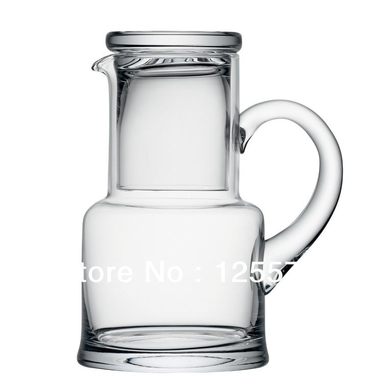 Find More Water Bottles Information about 1000ml Glass Pitcher,Drinking Bottle Set,Juice Jug,With Drinking Glass For Ice Water,Jucie,wine,Can Not For Boiling Water,High Quality jug cup,China pitcher plant Suppliers, Cheap pitcher cup from Shomeware Store on Aliexpress.com