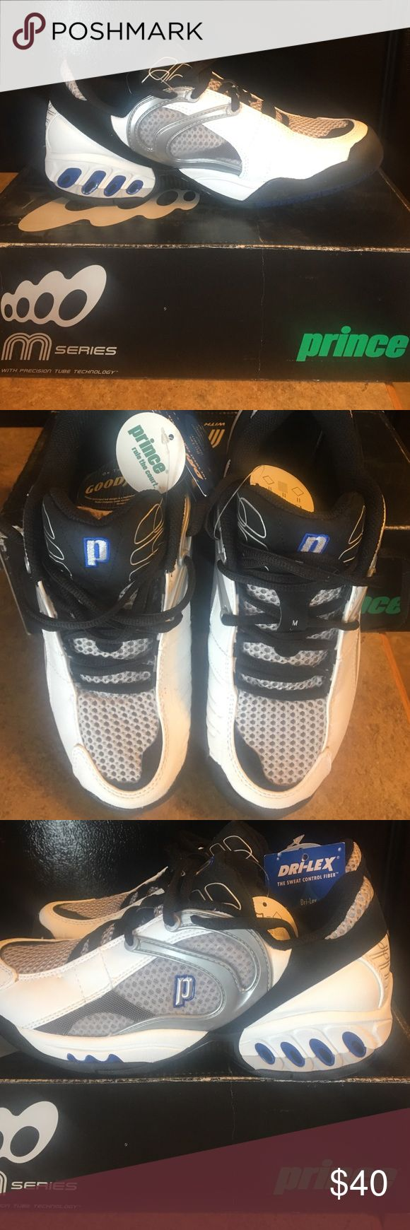 Men's Prince Tennis Shoes 🎾 New with tags! Prince Shoes Athletic Shoes