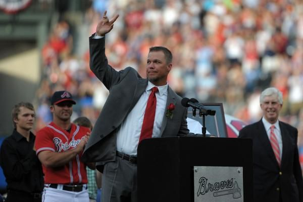Third baseman Chipper Jones and designated hitter Jim Thome are among the 19 newcomers on the 2018 Hall of Fame ballot, the Baseball…