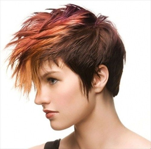 hair styles for frizzy hair 1000 ideas about mohawk hairstyles for on 5136