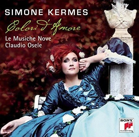 Simone Kermes - Colori d'Amore