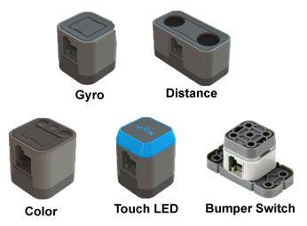 VEX IQ Robotics Sensors