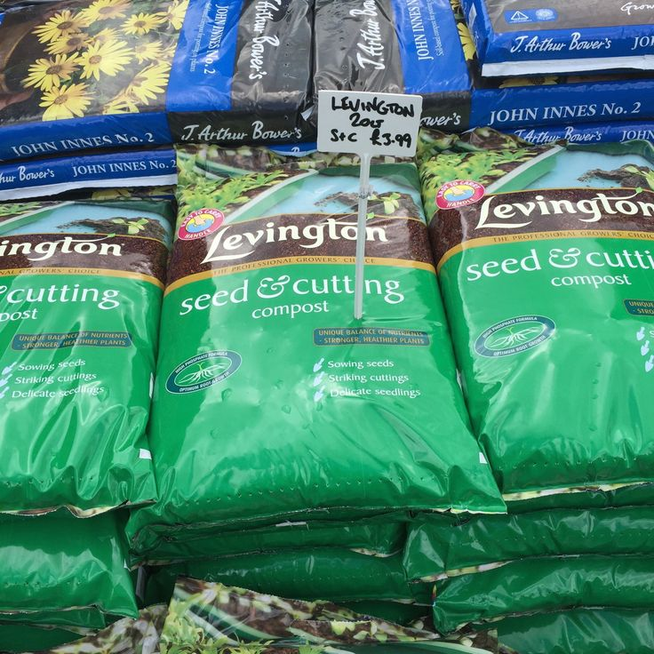 Levington compost outside in the yard of the Emporium at Maldon. Saturday 9th May 2015.